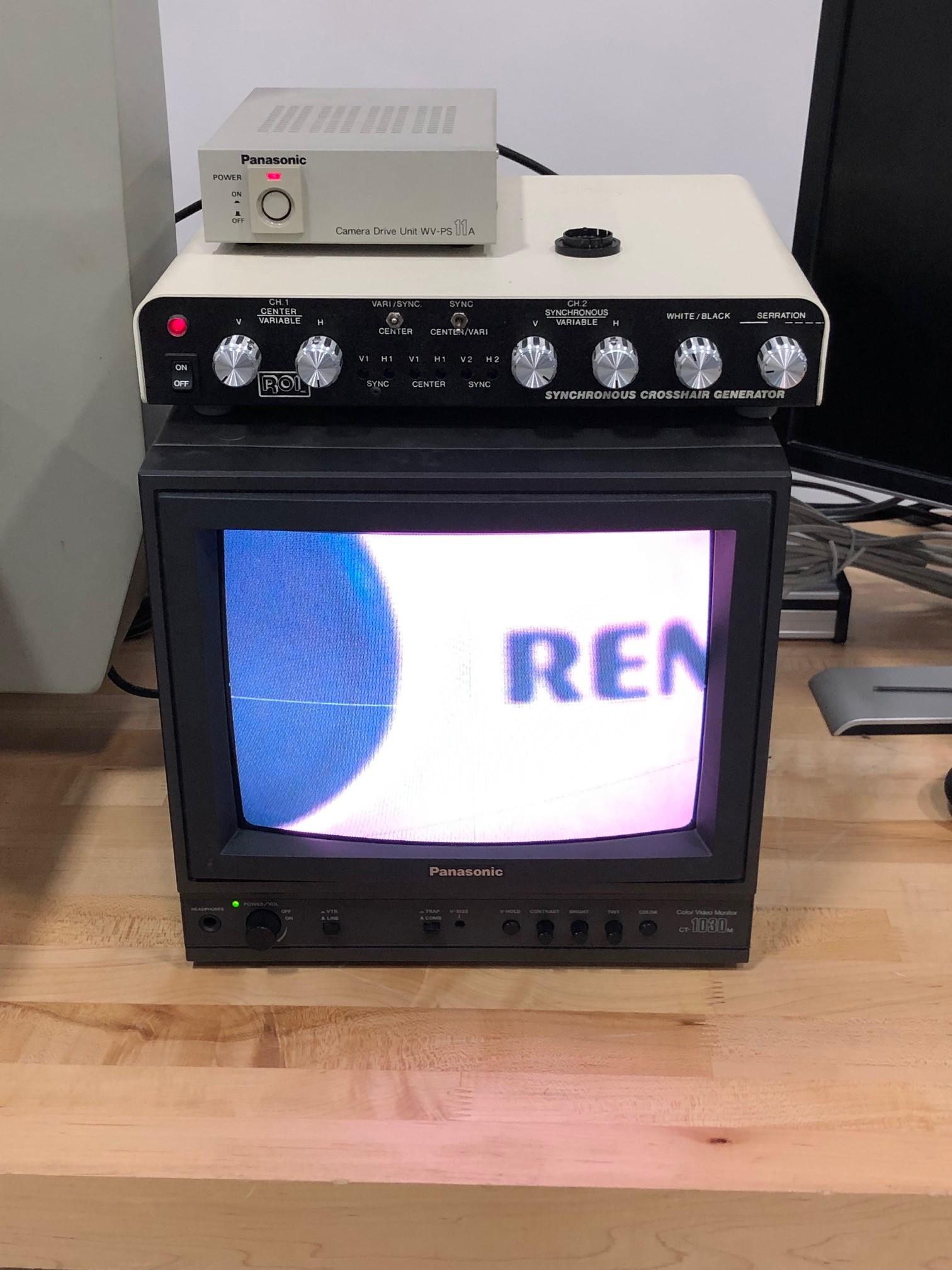 Demo Amp Used Optical Video Probes Ram Optical Video Probe