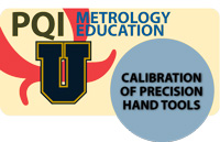 Calibration of Hand Tools