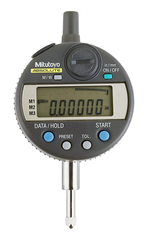 Digital Indicator for quality measurement