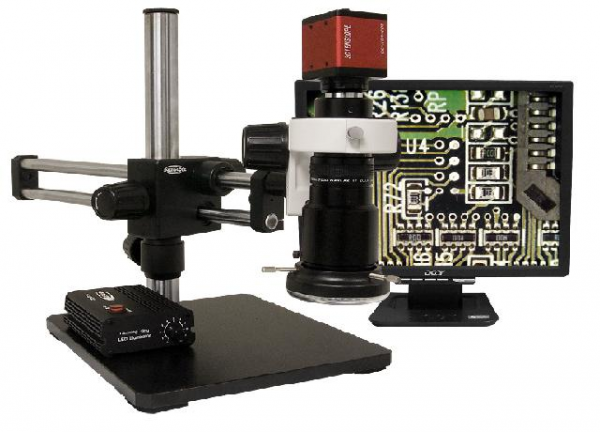 Video Inspection & Microscopes
